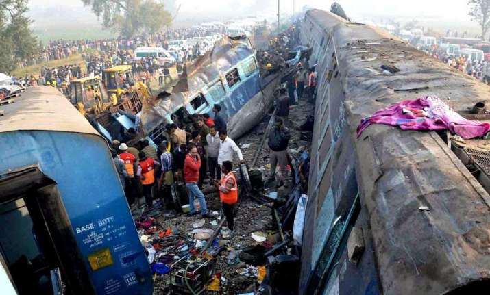 150 passengers were killed in Indore Patna Express