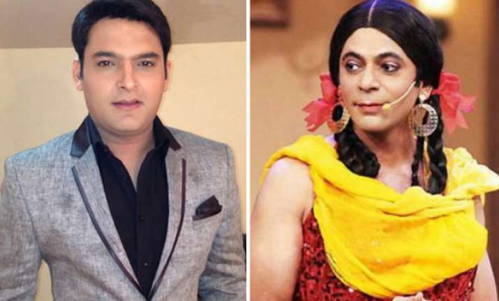 Kapil Sharma finally speaks up on his fight with co-star
