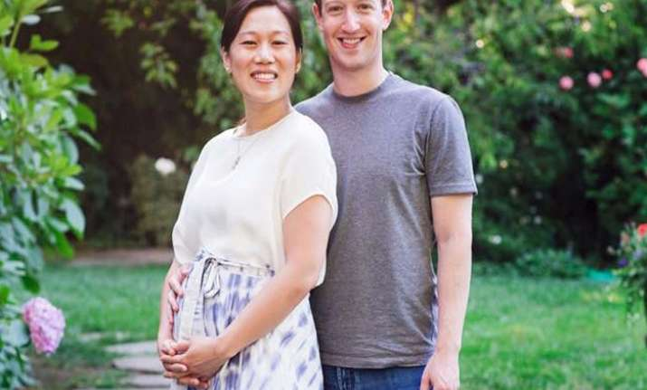 Facebook Founder, Mark Zuckerberg expecting another 'Baby