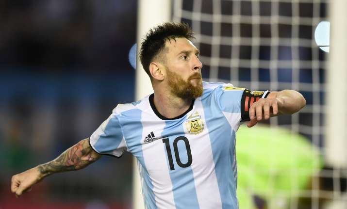 Lionel Messi faces four-match suspension for abusing match