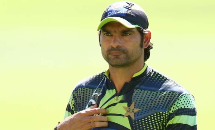 PCB suspends pacer Mohammad Irfan in spot-fixing case