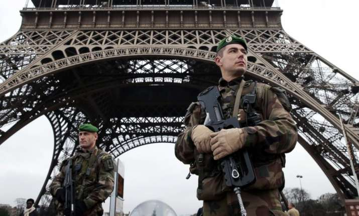 School shooting, letter bomb at IMF rock Paris; terror