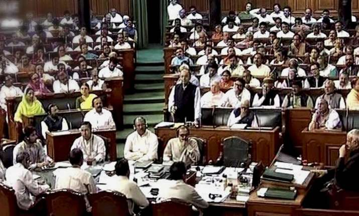 Lok Sabha today passed all four GST Bills after marathon