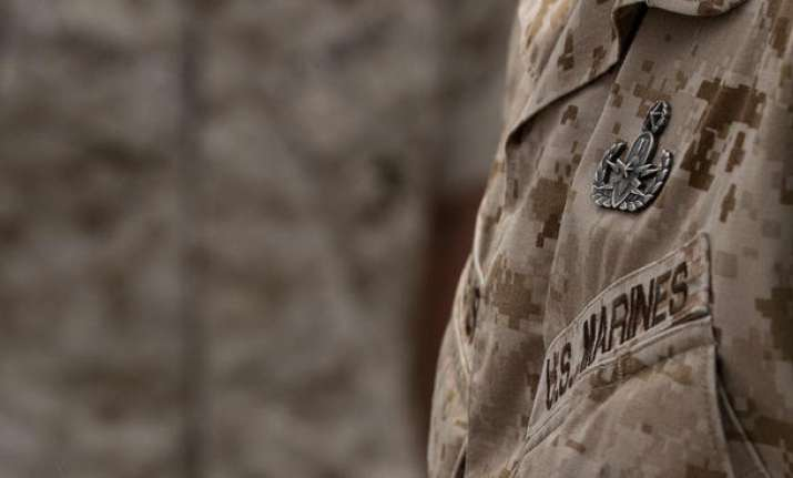 US Marines share nude pictures of female colleagues on