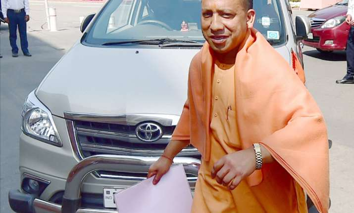 RSS says it has no say in selection in Yogi Adityanath's