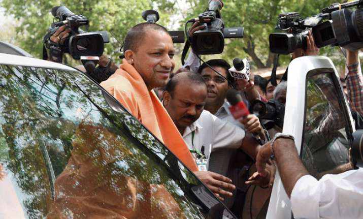 Yogi Adityanath's one week as CM: 50 decisions in his UP