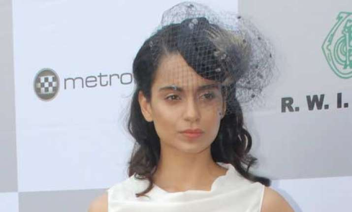 Kangana Ranaut all set to debut as scriptwriter in her next