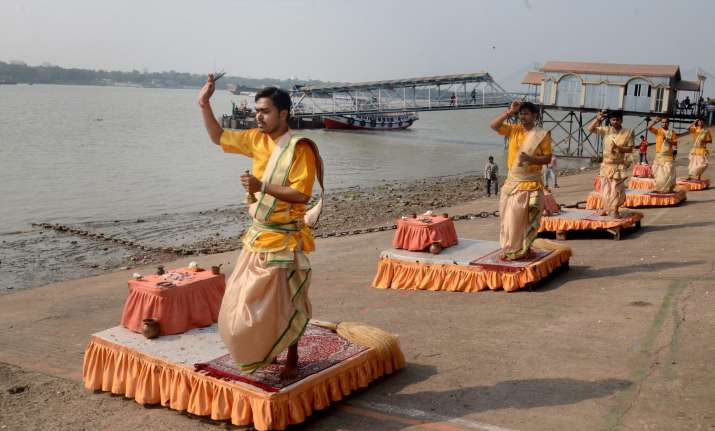 With Yogi in driver's seat, Modi's Varanasi back in focus