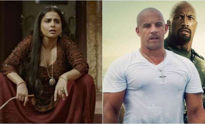 Begum Jaan Vs Fast & Furious 8