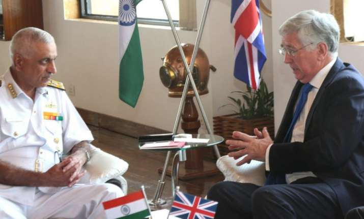 Britain offers technology transfer to India for making