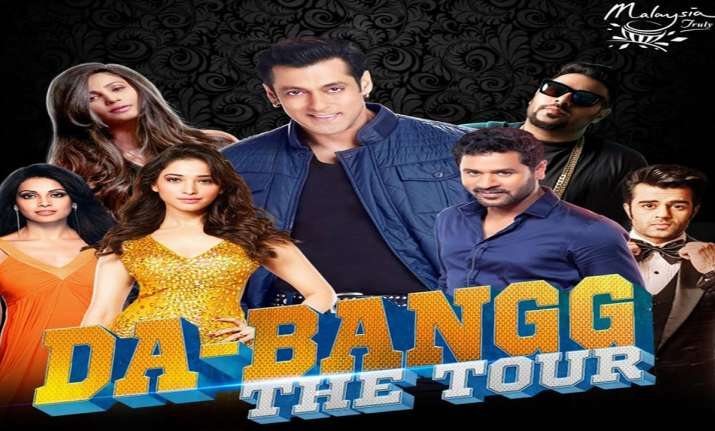 Salman Khan's Dabangg tour in Malaysia rescheduled