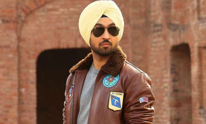 Diljit Dosanjh's superhero film to release in June