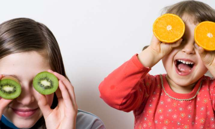 How to make your children eat a healthy diet
