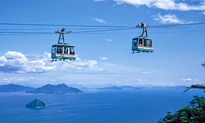 India's first over sea ropeway will link Mumbai to