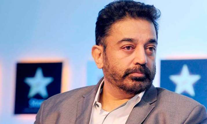 Kamal Haasan stands up in support of Sathyaraj