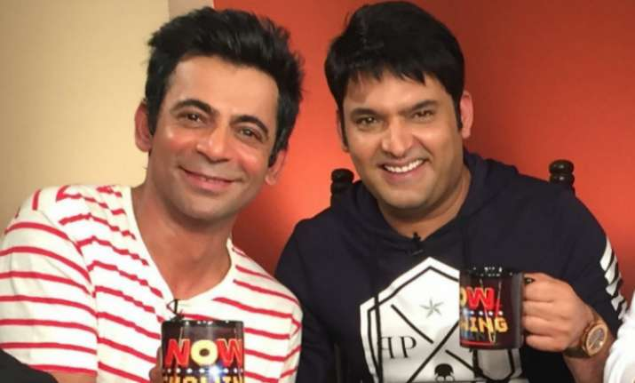 Sunil Grover and Kapil in a different shows – will they