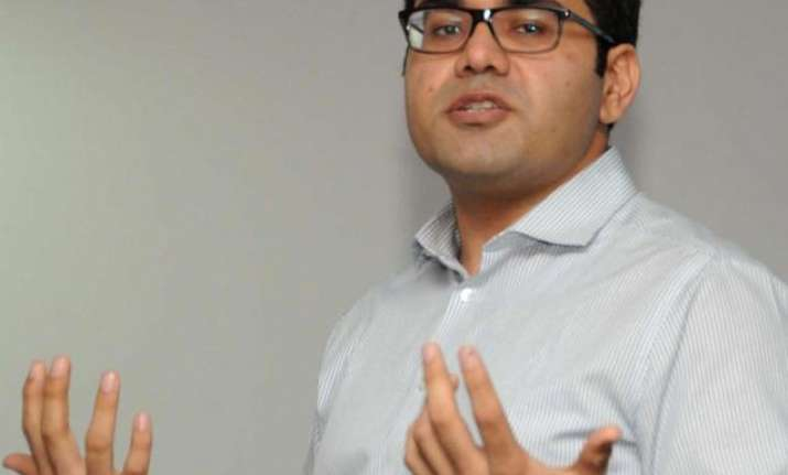 Snapdeal co-founder and CEO Kunal Bahl had to later tweet a