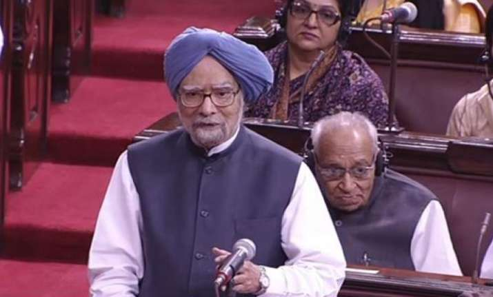 Manmohan Singh's advice helps form a consensus between