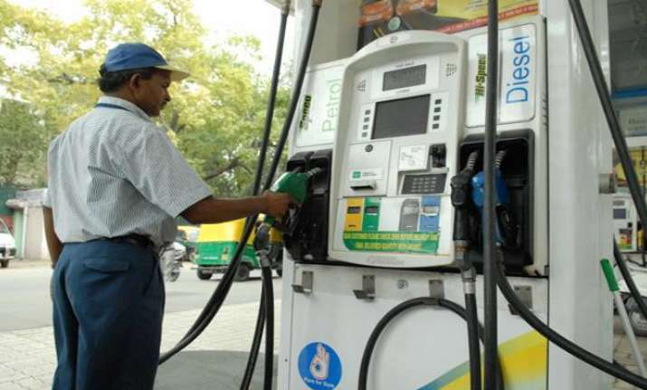 Petrol price hiked by Rs 1.39 per litre, diesel up by Rs