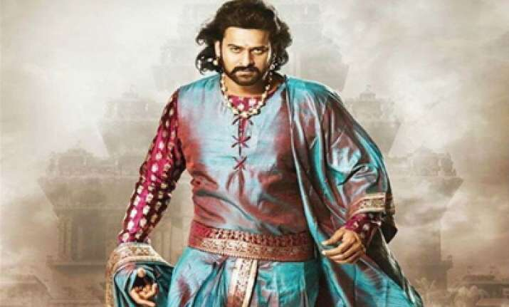 Baahubali 2: Prabhas and Rana