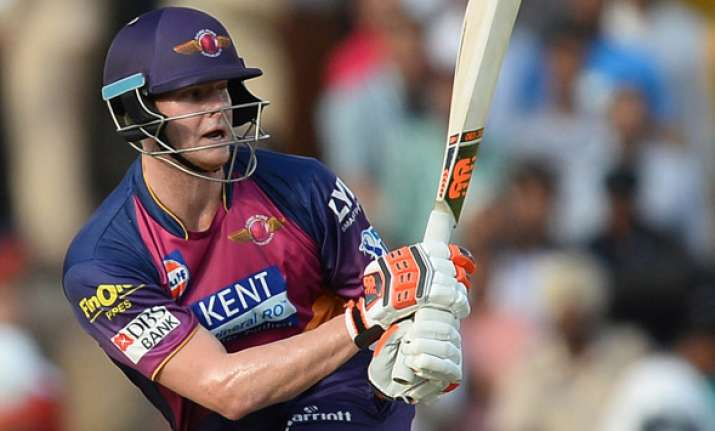 Smith gets fifty, RPS need 46 from 30 balls