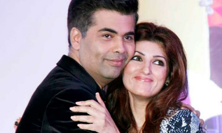 Twinkle suggests Karan a sequel to My Name Is Khan. KJo's