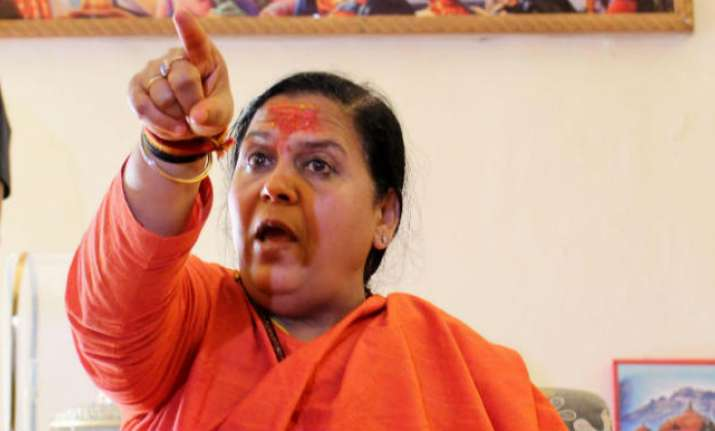 Ready to go to jail for Ayodhya: Uma Bharti after SC