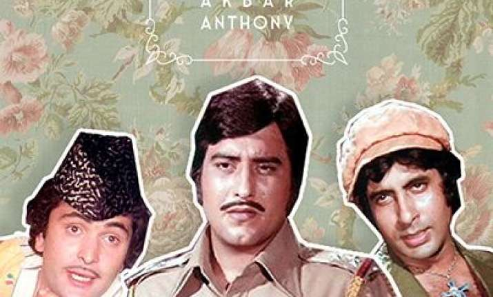 Amar Akbar Anthony turns 40: Amitabh Bachchan gets emotional