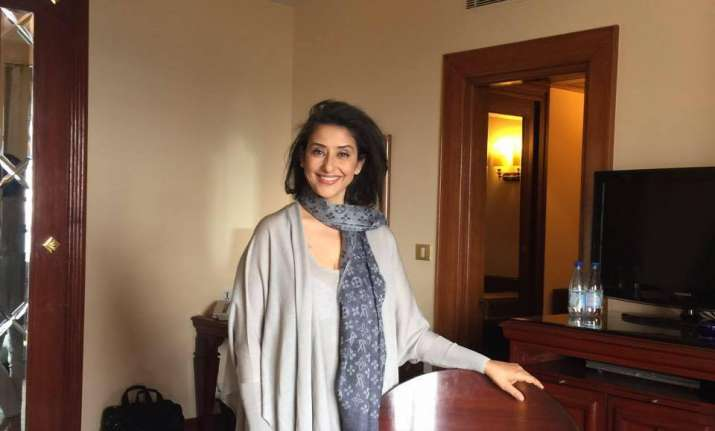 Manisha Koirala on her Bollywood comeback: Loved being in