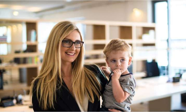 35% of working women don't want a second child