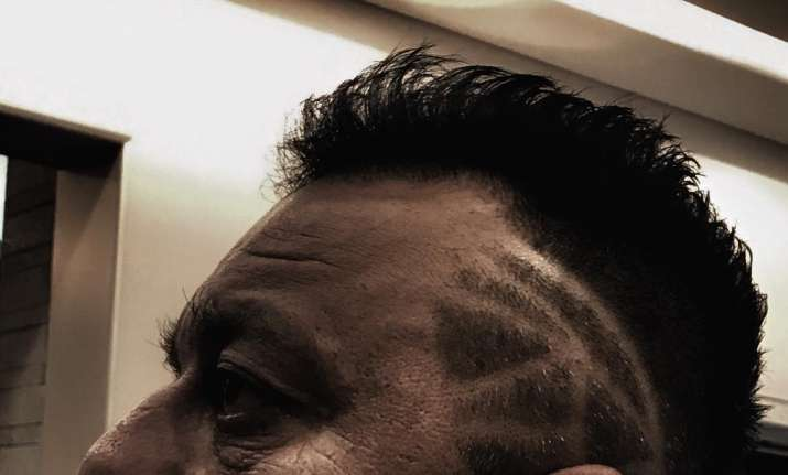 Textured side cut, cool beard: Sanjay Dutt sports new hairdo