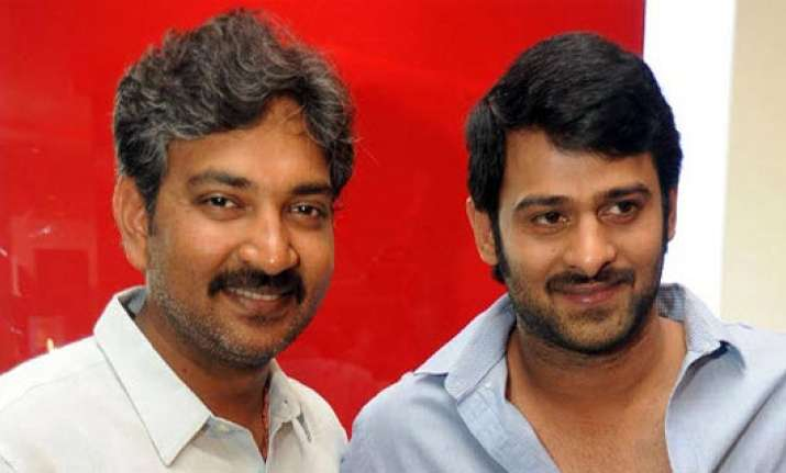 Prabhas thanks Rajamouli for giving him Baahubali