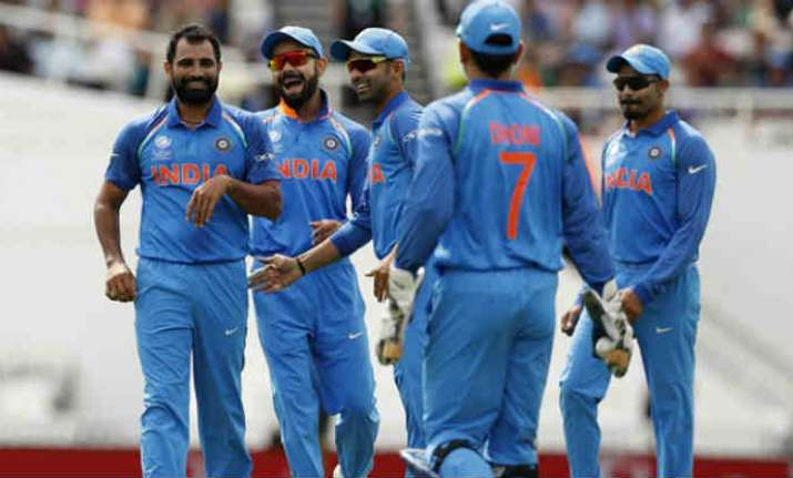 Champions Trophy: Assertive India subdue Bangladesh by 240