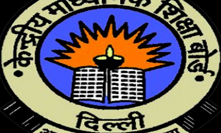 CBSE Results 2017 Date