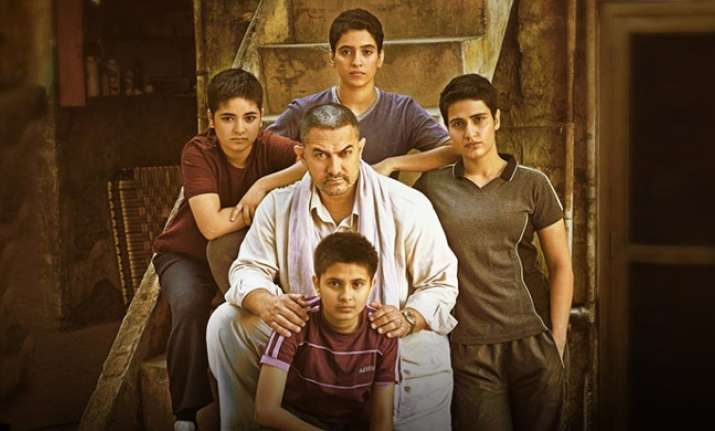 Aamir Khan's Dangal mints 15 crore on opening day in