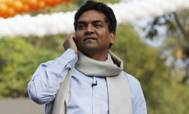 After hunger strike, Kapil Mishra to approach CBI, CBDT