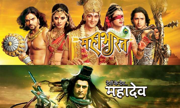 Mahabharat, Devon Ke Dev Mahadev and Naagin are hugely