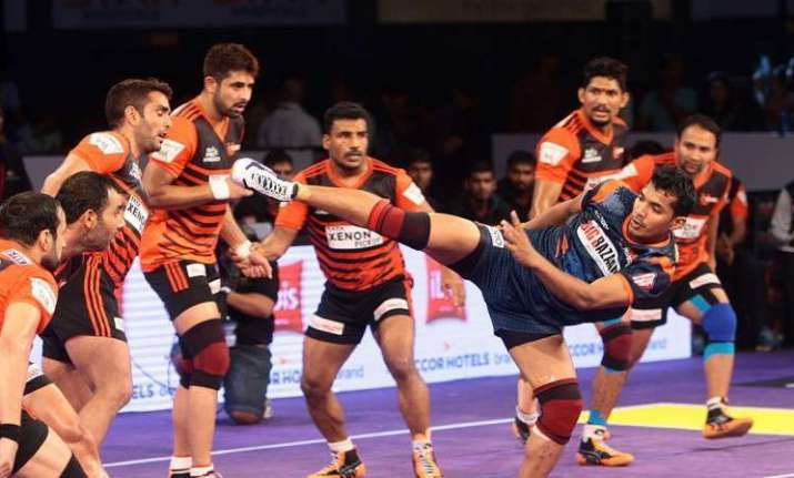 Season 5 Vivo Pro Kabaddi League 2017