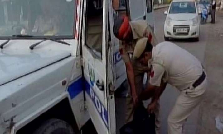 Pathankot on 'high alert' after suspicious bag found