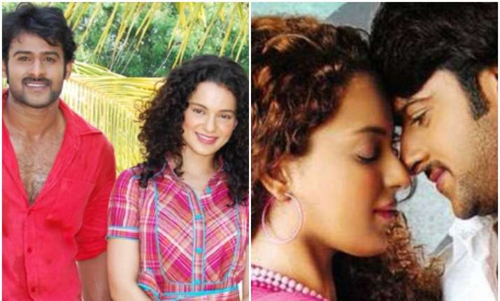 Kangana Ranaut on Baahubali Prabhas: We stopped talking to