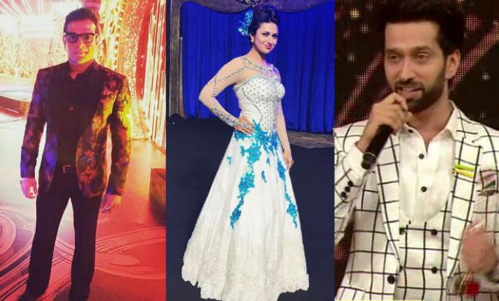 From Divyanka Tripathi to Nakuul Mehta, TV celebs win big