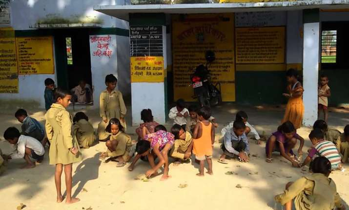 1,366 schools in UP running without proper buildings, says