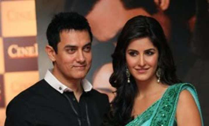 After Dhoom 3 Aamir Khan and Katrina Kaif to be seen in