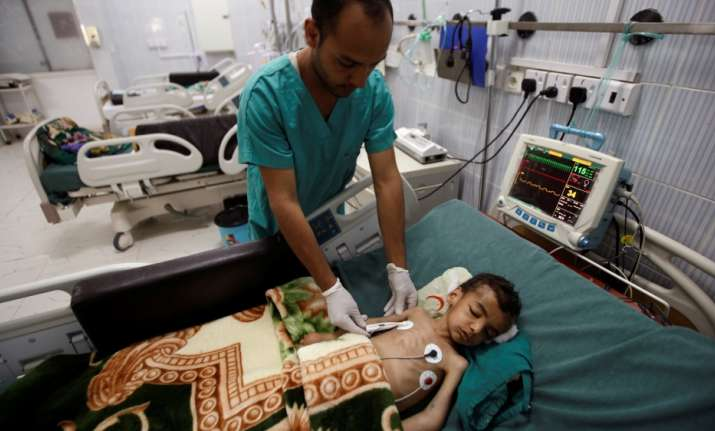 Yemen Cholera Outbreak: Toll reaches 605