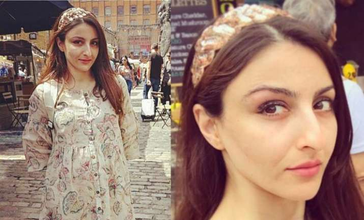Soha Ali Khan gets trolled