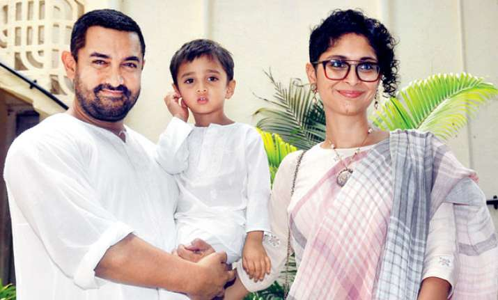fathers day aamir khan