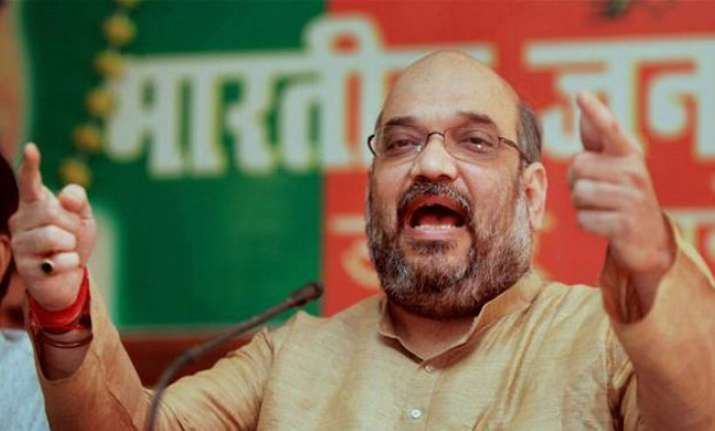 Amit Shah was in Kerala as part of his nationwide tour