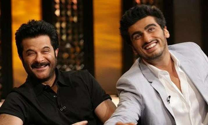 Anil Kapoor on Arjun Kapoor