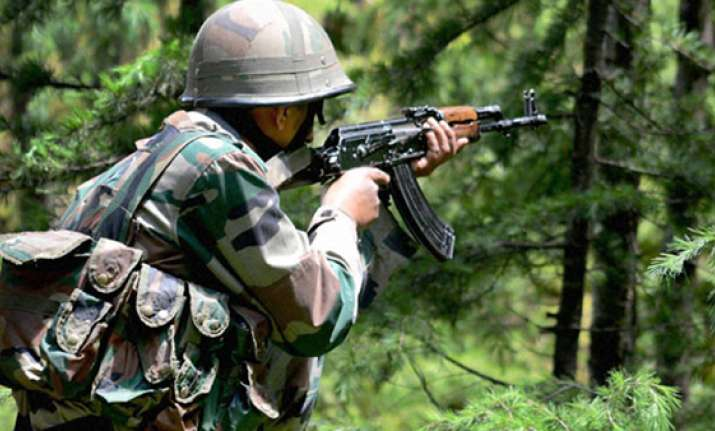 Army foils six infiltration attempts in 2 days