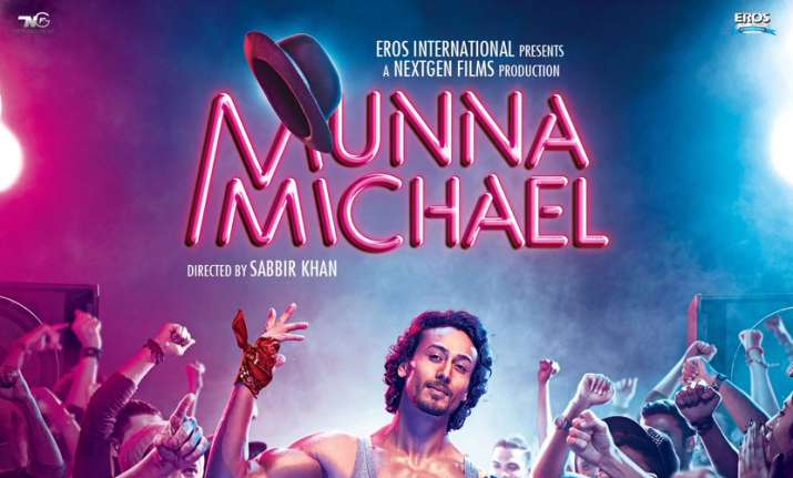 Tiger Shroff nails it as Desi MJ in this Munna Michael
